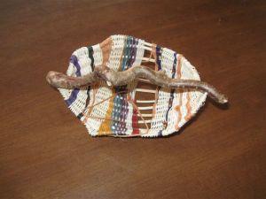 photo of small decorative basket