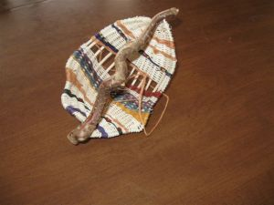 photo of small decorative basket